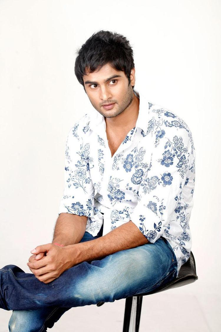 Sudheer Babu Cute Look Photo Still