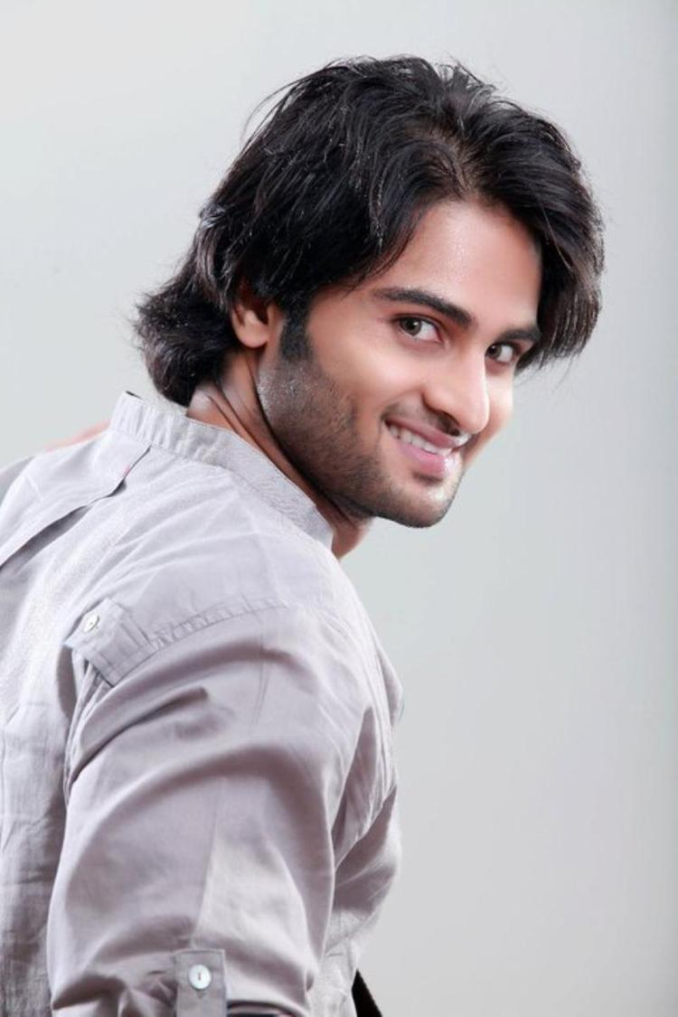 Sudheer Babu Cute Smiling Photo Still