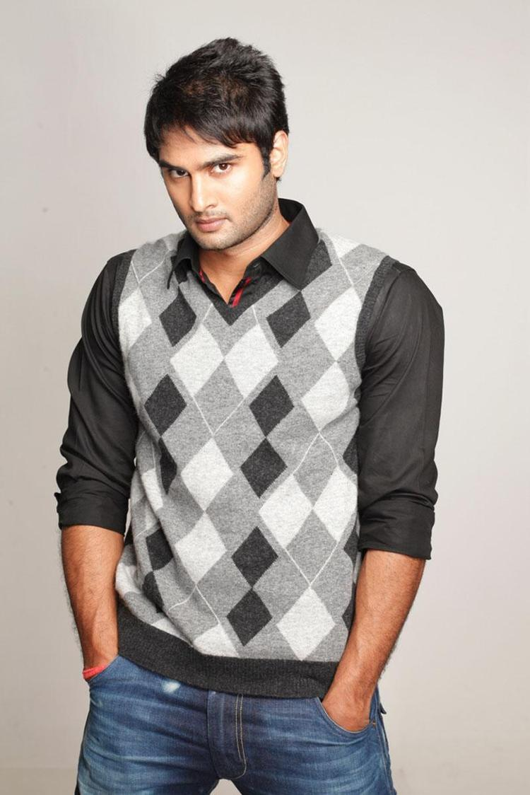 Sudheer Babu Handsome Look Photo still