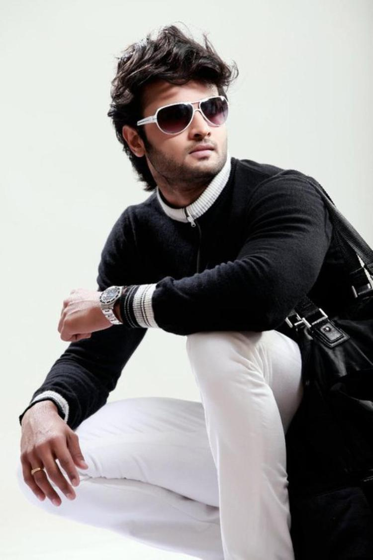 Sudheer Babu Rocking Style Photo still