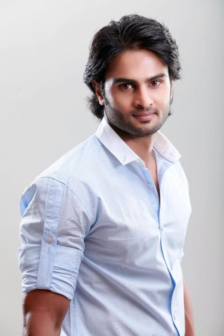 Sudheer Babu Simple Look Photo Still