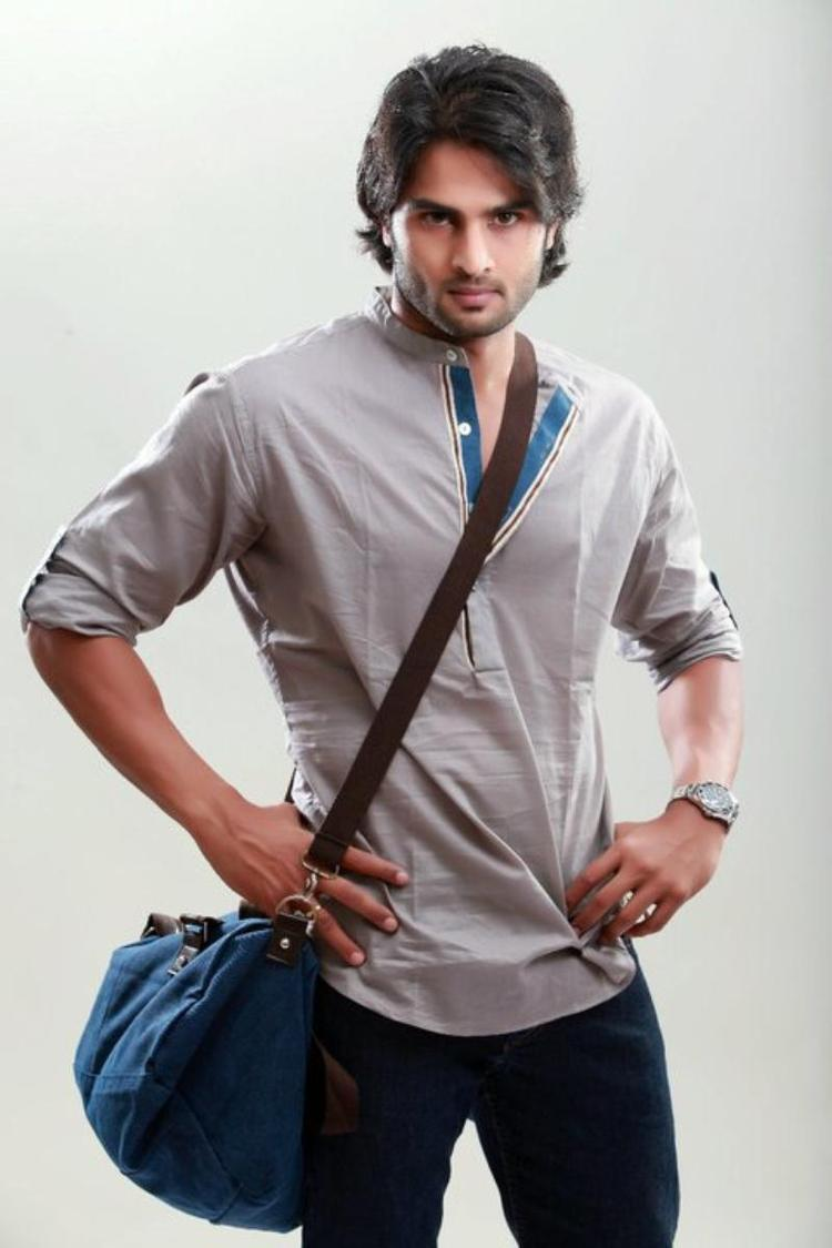 Sudheer Babu Stunning Look Photo Still