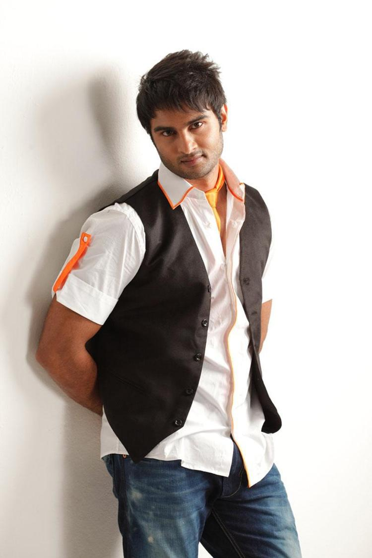 Sudheer Babu Stylish Look Photo Still