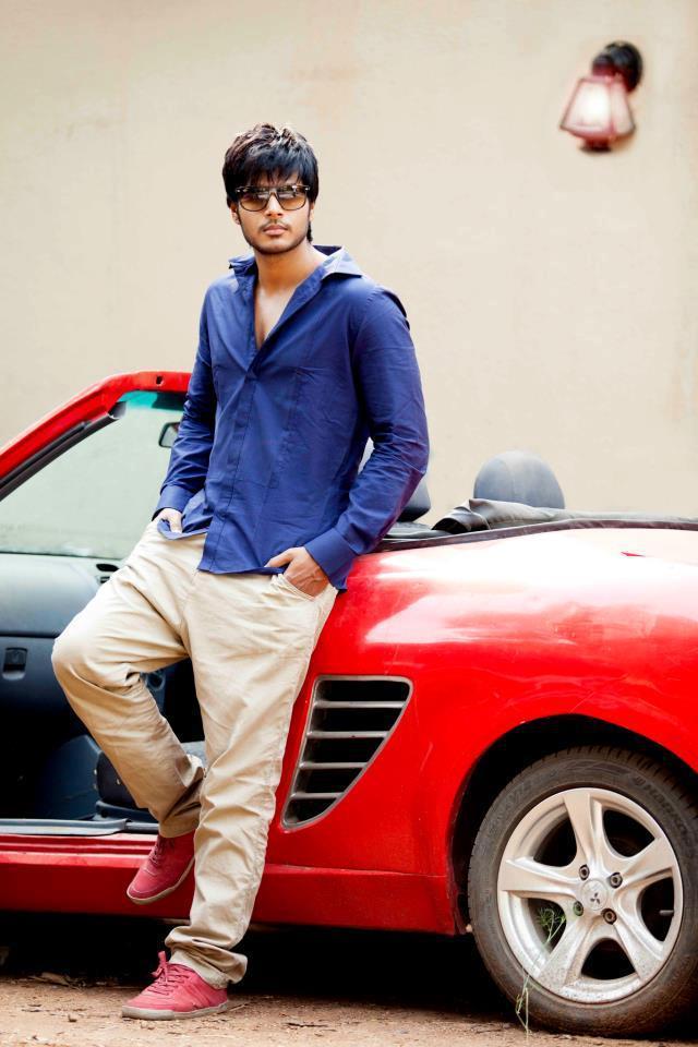 Sundeep Kishan Awesome Look Photo Still