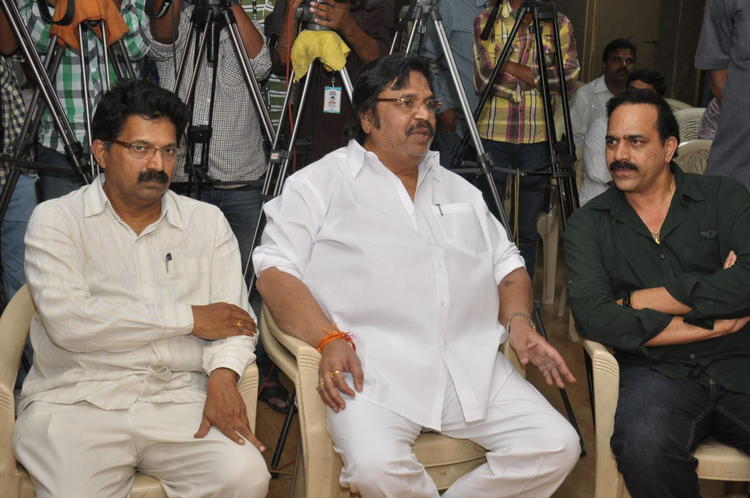 Dasari Narayana Present At Jai Sriram Movie Platinum Disc Function