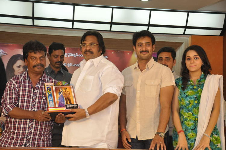 Dasari Narayana,Uday And Reshma Attend Jai Sriram Movie Platinum Disc Function