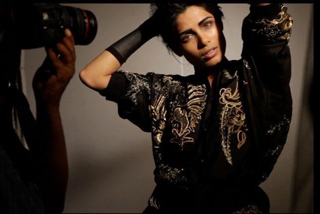 Freida Pinto Exclusive Photo Shoot For Grazia India April 2013