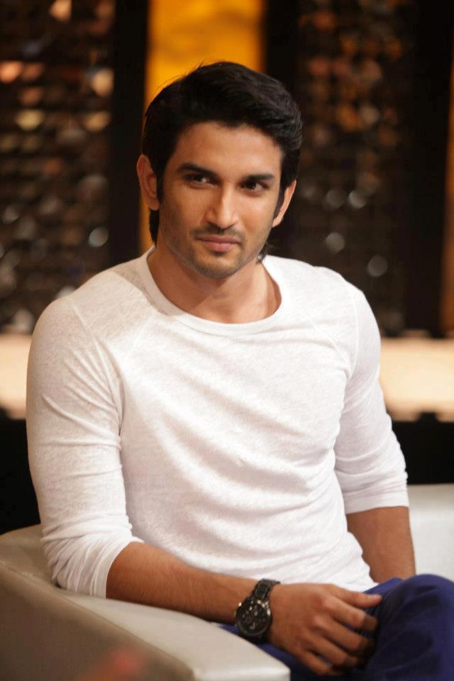 Sushant Singh Rajput Dazzles On The Front Row Show