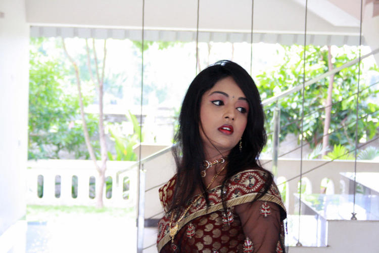 Amitha Gorgeous Look Photo Still From Movie Chemistry