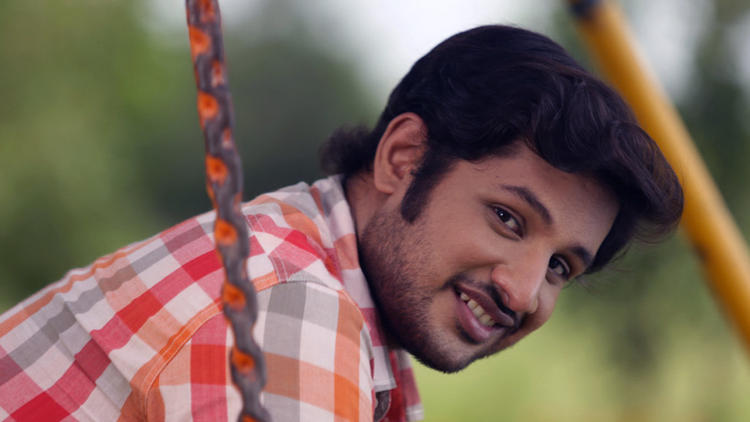 Sree Ram Cute Smiling Photo Still From Movie Chemistry
