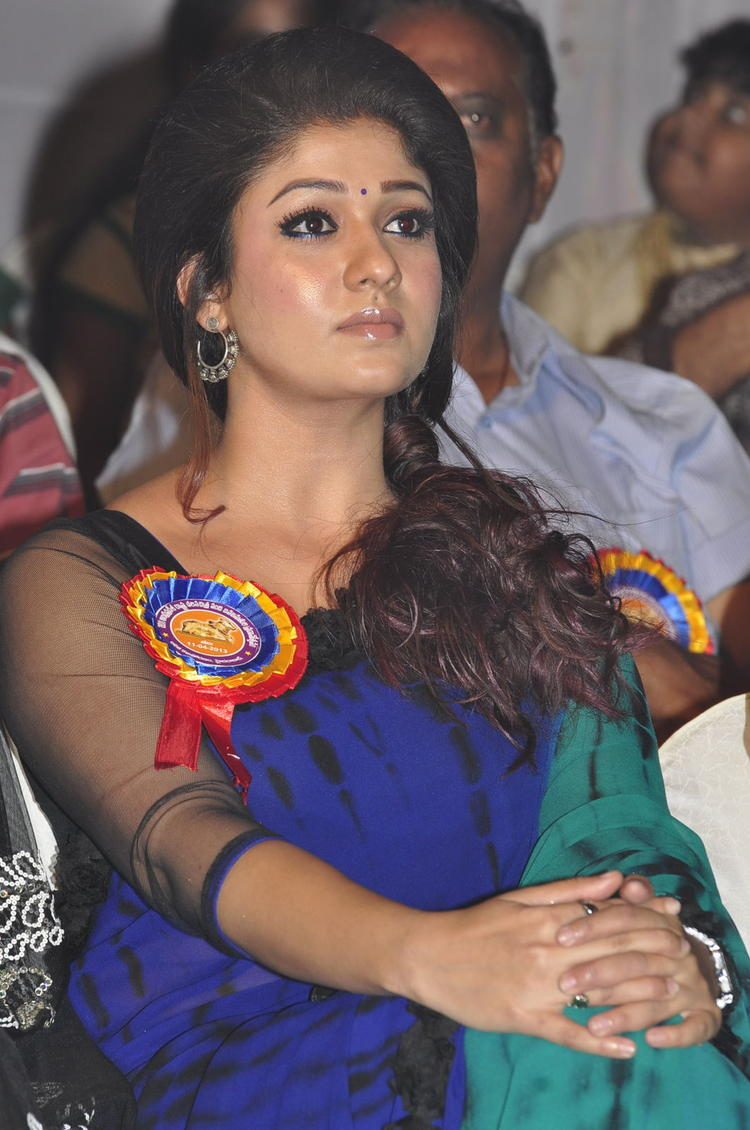 Nayanthara During The Nandi Awards 2011 Function