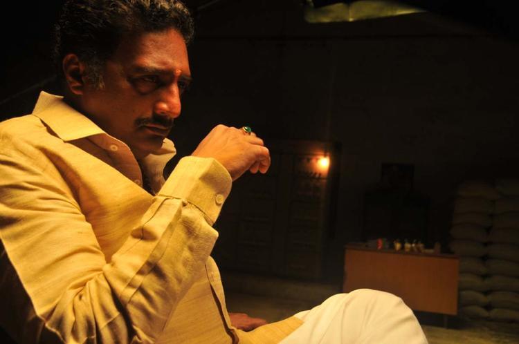 Prakash Raj Nice Expression Photo Still From Movie Gouravam