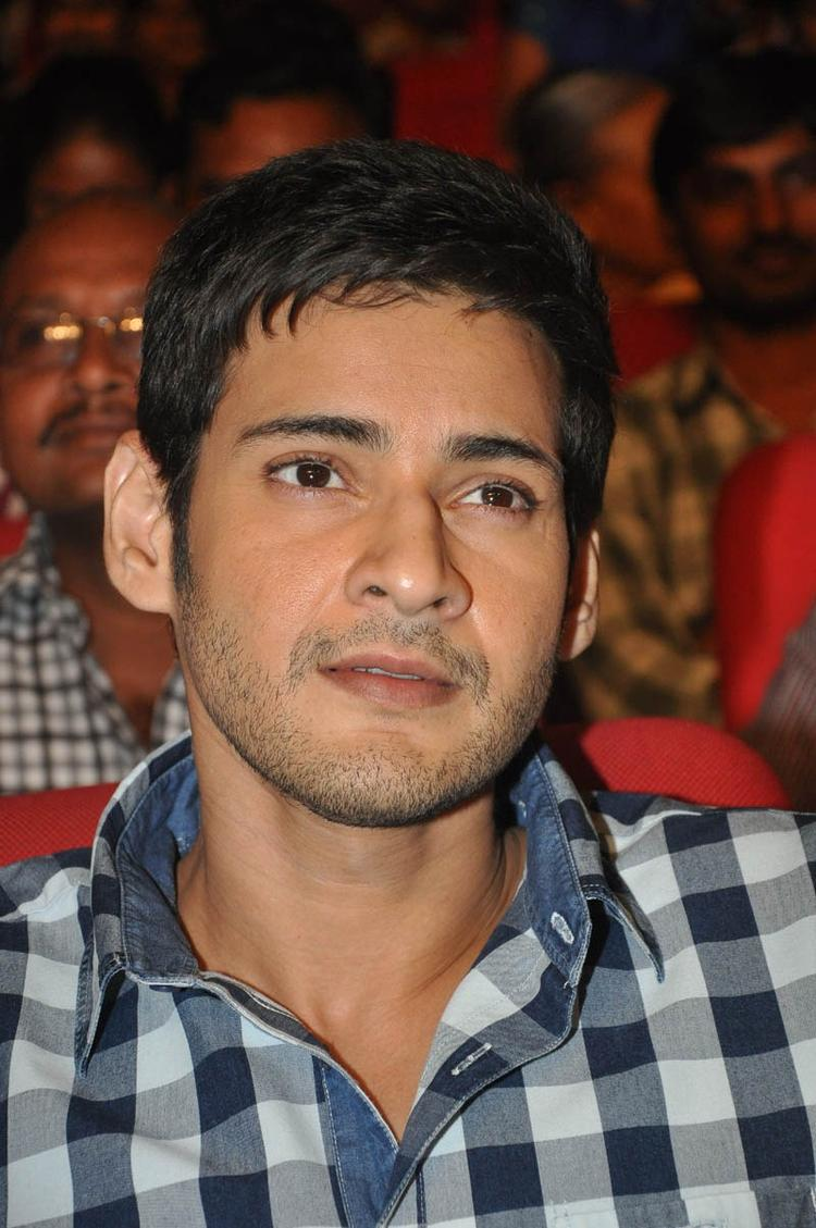 Mahesh Awesome Look Photo Still At Premakadha Chitram Audio Release
