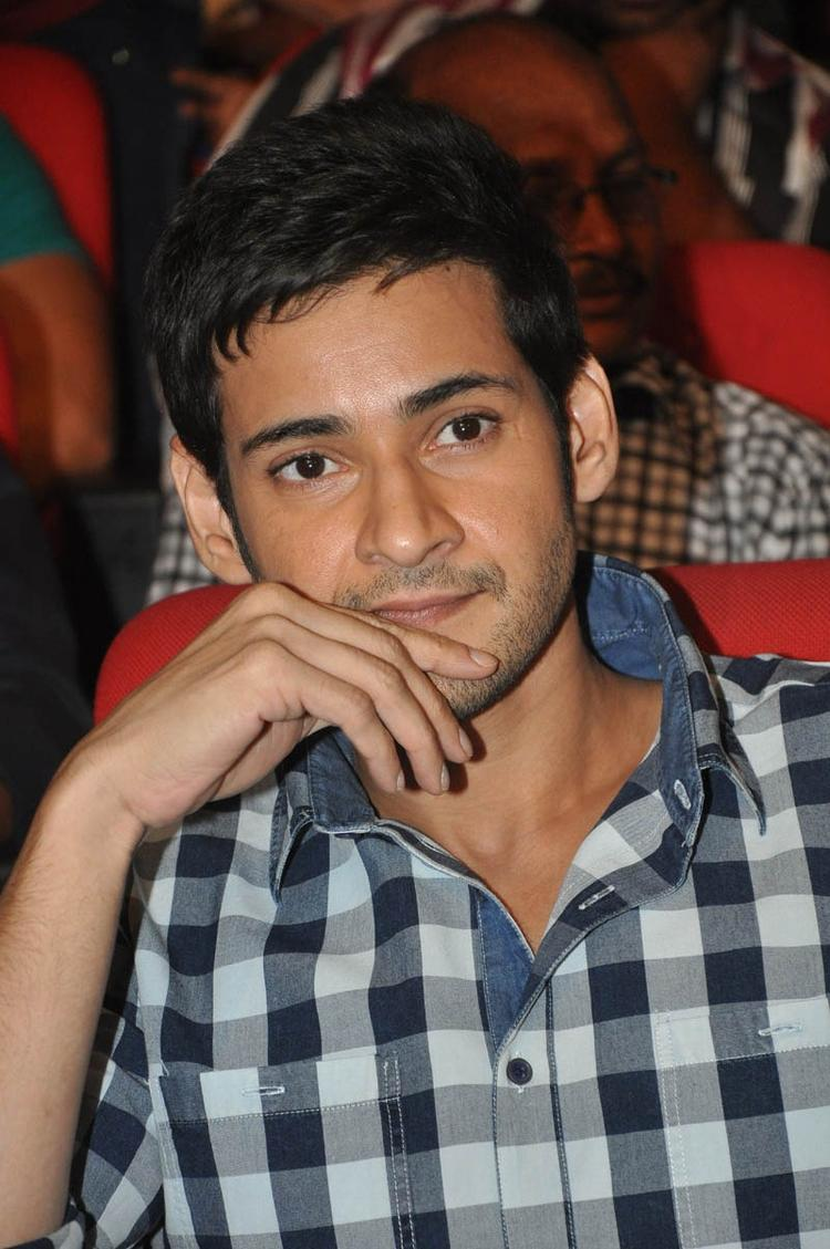 Mahesh Cute Look Photo Still At Premakadha Chitram Audio Release