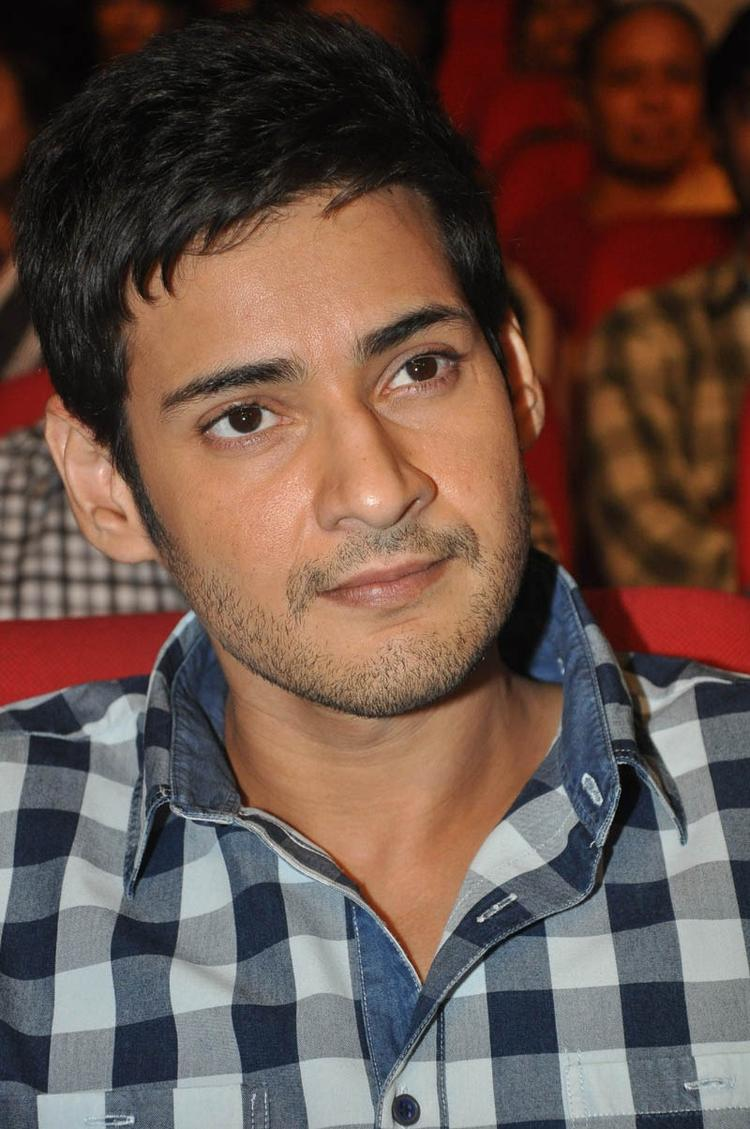 Mahesh Dashing Look Photo At Premakadha Chitram Audio Release