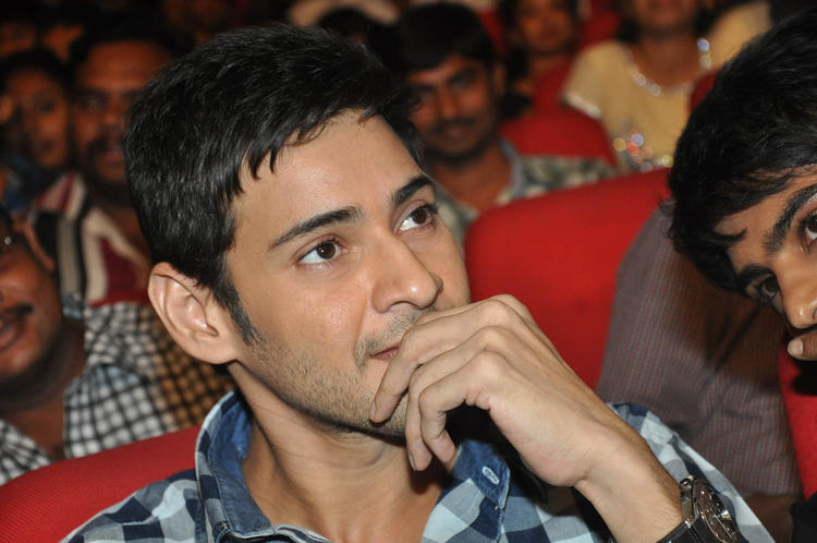 Mahesh Nice Look Photo At Premakadha Chitram Audio Release