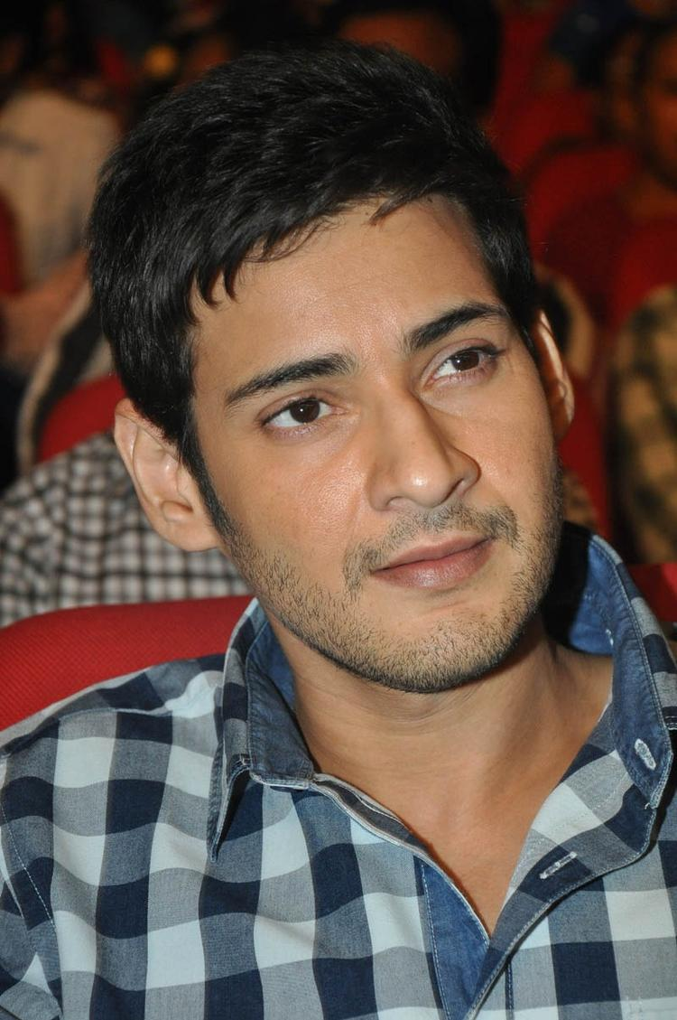 Mahesh Smart Look Still At Premakadha Chitram Audio Release