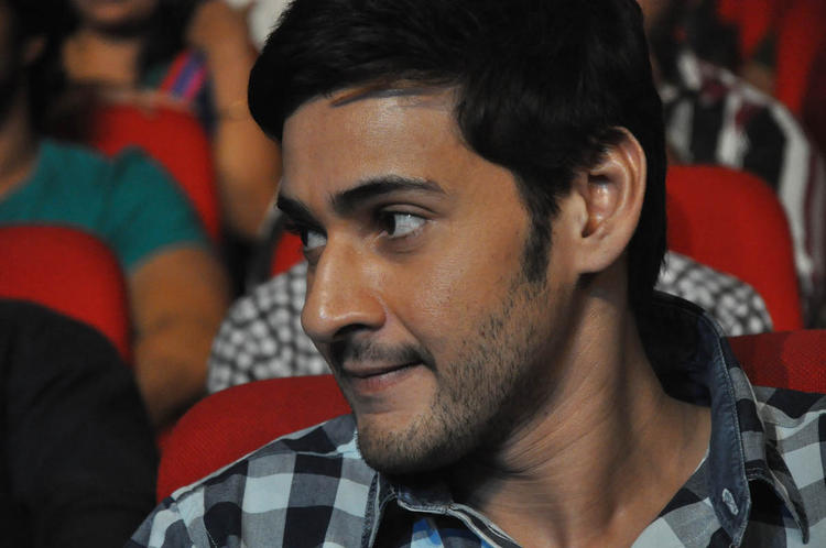 Mahesh Snapped At Premakadha Chitram Audio Release