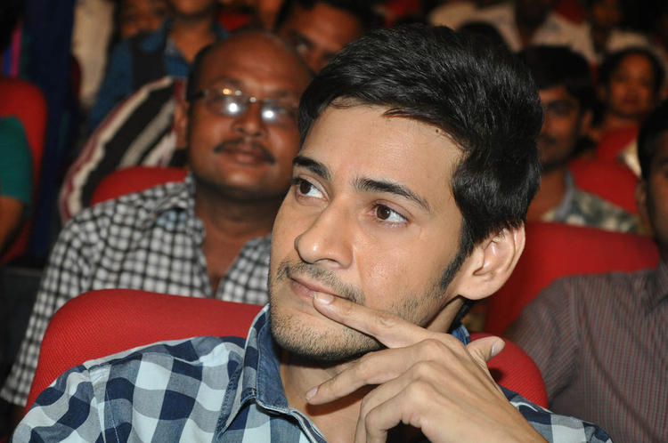 Mahesh Stylish Look Photo Still At Premakadha Chitram Audio Release