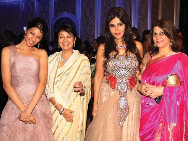 Anujla,Princess Bhargavi,Nisha And Deepa Graced At Launch of Zoya Jewels Of The Crown Jewellery Line