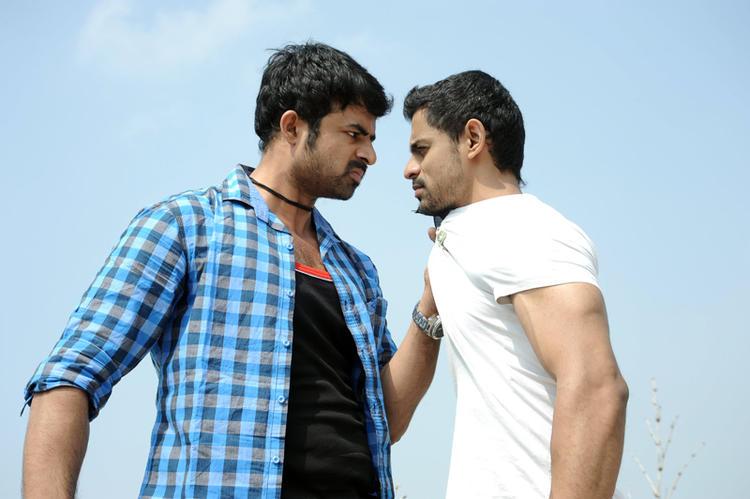 Bishnu Latest Photo Still From Telugu Movie Ek