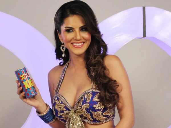 Sunny Leone Launches Sachiin J Joshi's XXX Energy Drink