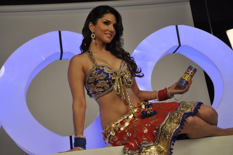 Sunny Leone Sizzles At The Shoot Of Sachiin J Joshi XXX Energy Drink