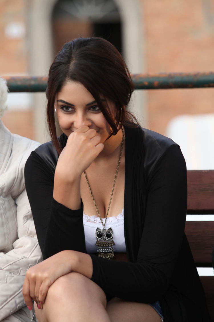 Richa Gangopadhyay A Still From Mirchi Movie