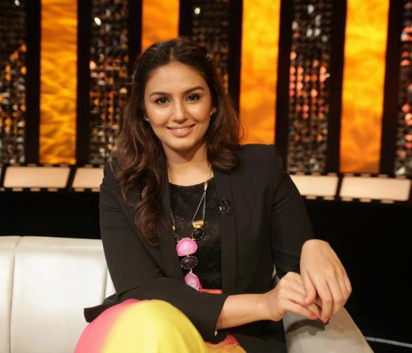 Huma Qureshi Dazzling Look On The Front Row Show