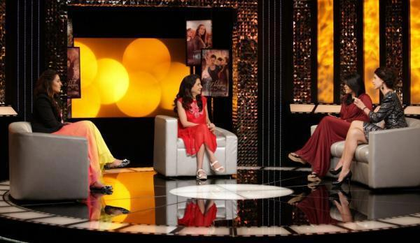 Huma,Ekta And Kalki Conversed With Anupama Chopra On The Front Row Show