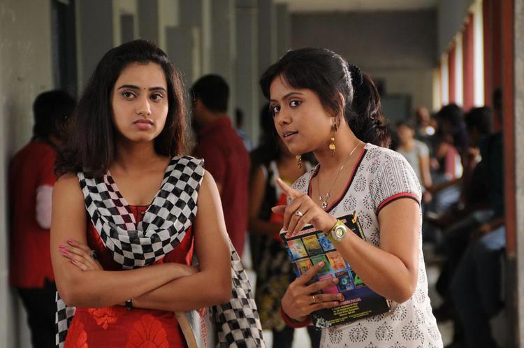Dimple Cute Look Photo Still From Movie Yaaruda Mahesh