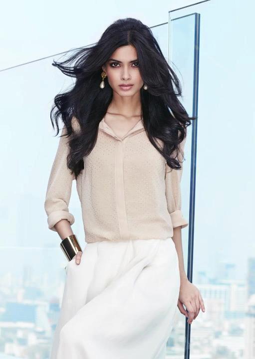 Diana Stylish Look Photo Shoot For Femina India May Issue