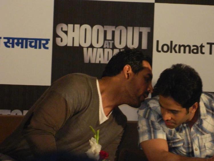 John Abraham Snapped At Jaipur During Promotion Of Shootout At Wadala