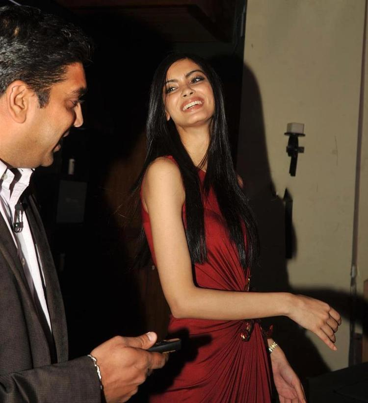 Smiling Diana Penty Launches TRESemme Hair Care Products