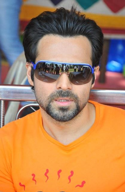 Emraan Handsome Look Photo Clicked At Media Cup Cricket Tournament