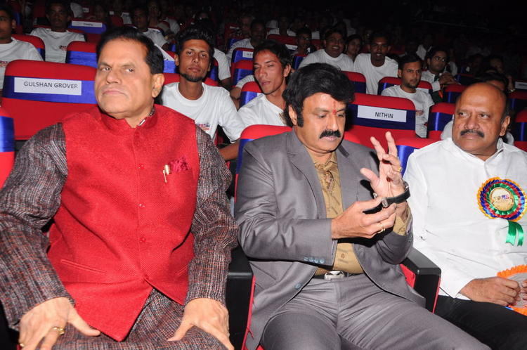 T. Subbarami Reddy At TSR-TV9 National Film Awards 2011-2012 Presentation Function