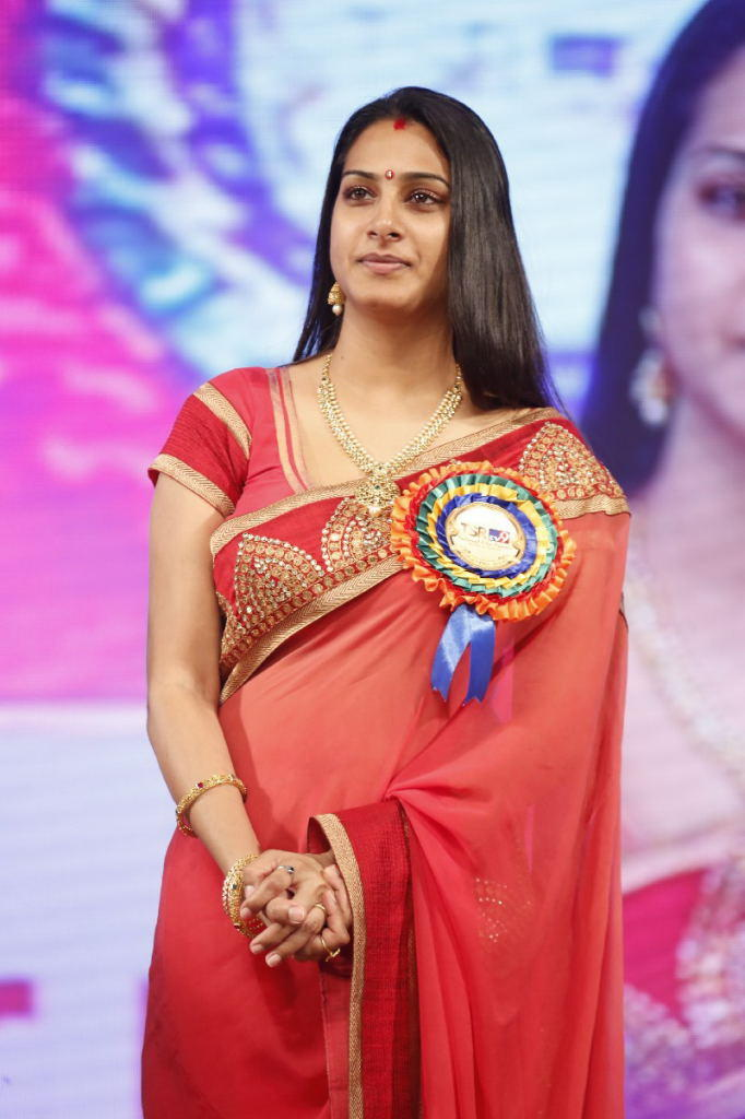 Surekha Vani Graced At TSR TV9 Film Awards Function