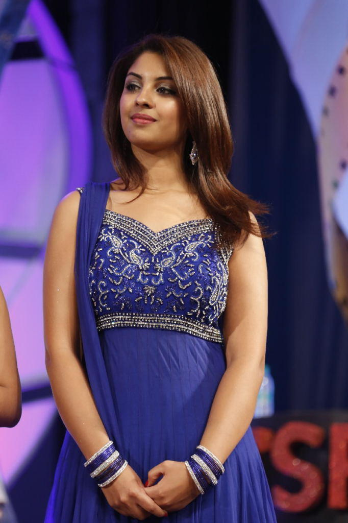Richa Gangopadhyay Graced At TSR TV9 Film Awards Function