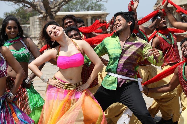 Tamannaah Bhatia Rocked Still From Thadaka Movie