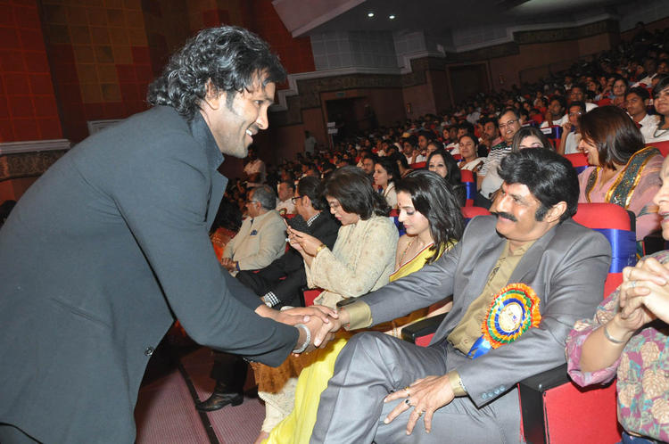 Celeb Guests Are At TSR-TV9 National Film Awards 2011-2012 Presentation Function