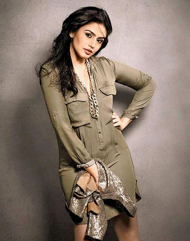 Huma Qureshi Spicy Hot Look Photo Shoot For FHM Magazine April 2013
