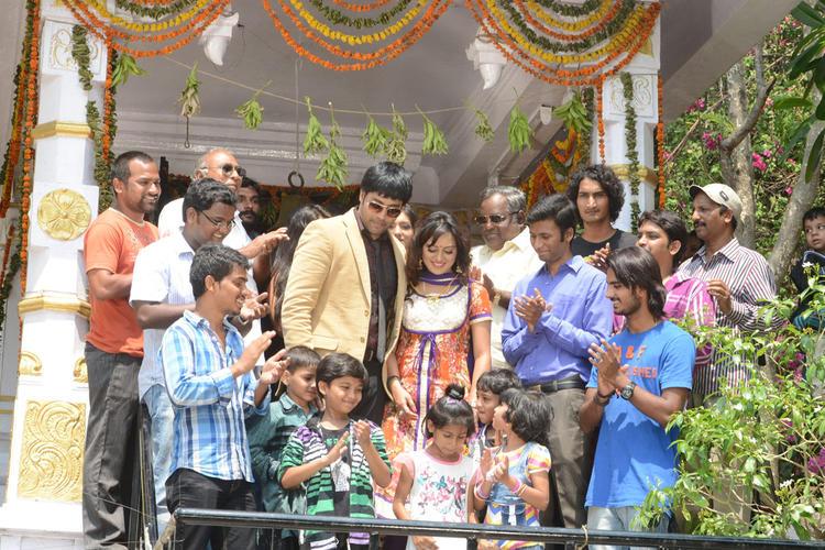 Jai Akash And Kavitha Graced At Donga Prema Movie Opening Event