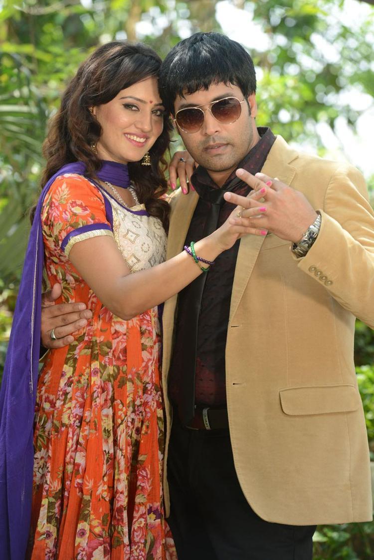 Kavitha And Jai Akash Cool At Donga Prema Movie Opening Event