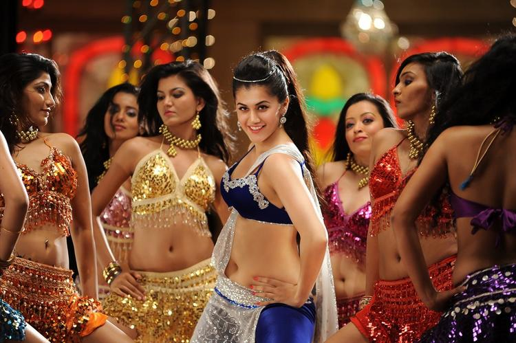 Taapsee Pannu Rocked Still From Shadow Movie