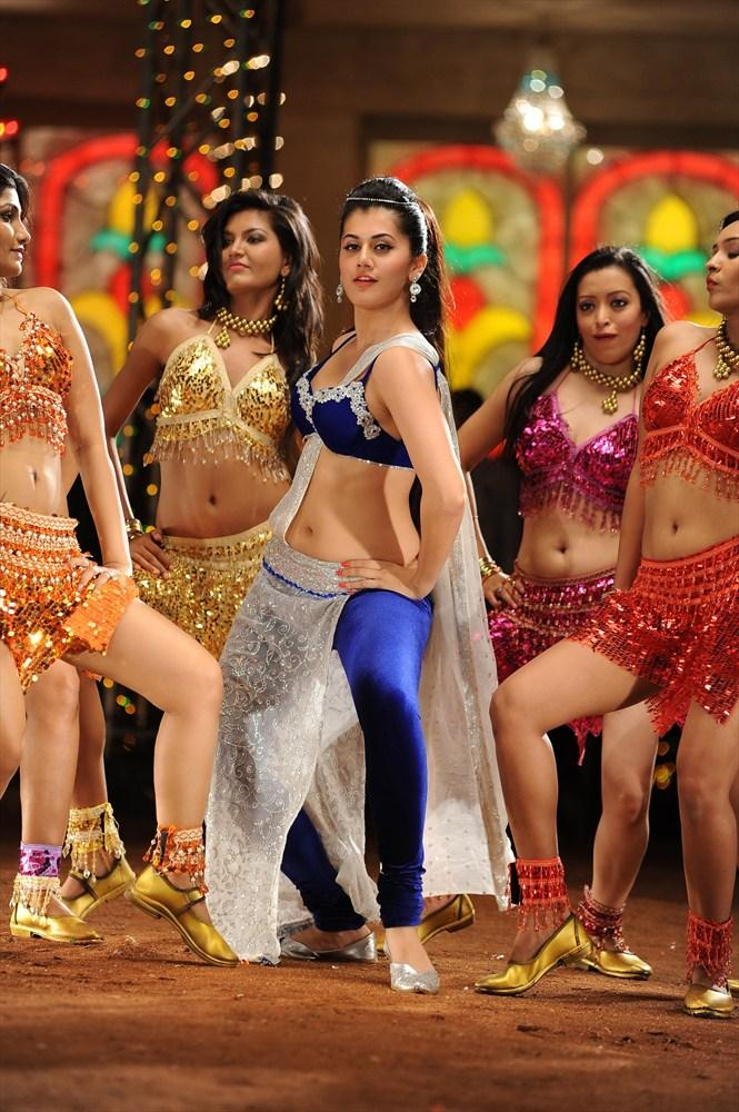 Taapsee Pannu Sexy Dance Look From Shadow Movie