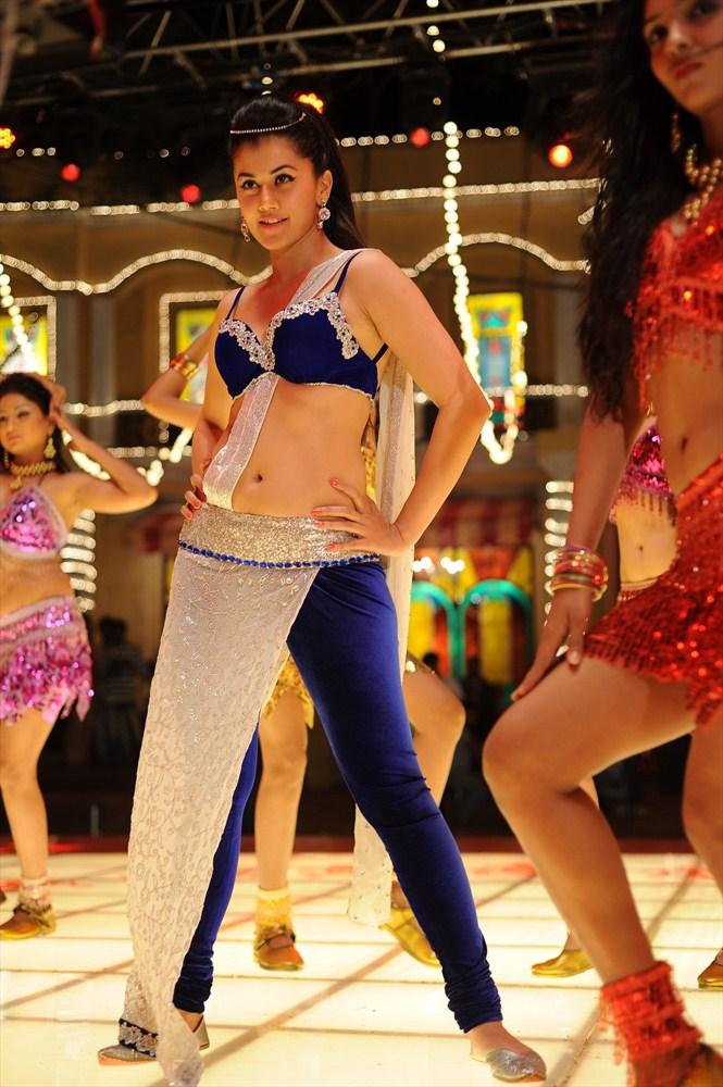 Taapsee Pannu Spicy Look Still From Shadow Movie