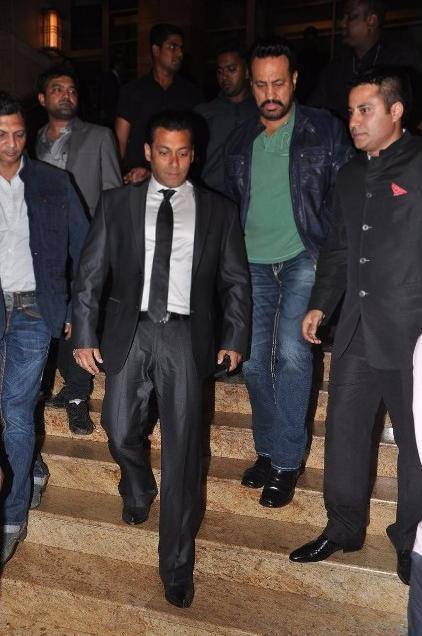 Salman Khan Graced At Jai Maharashtra Channel Launch Function