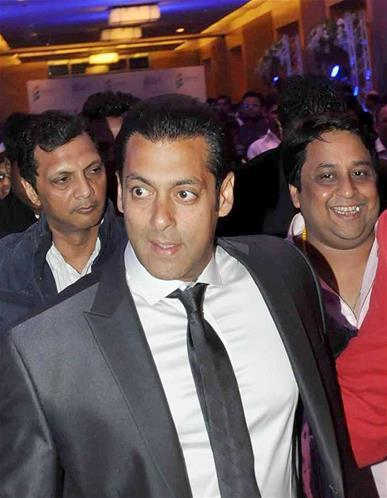 Salman Khan Present At Jai Maharashtra Channel Launch Function