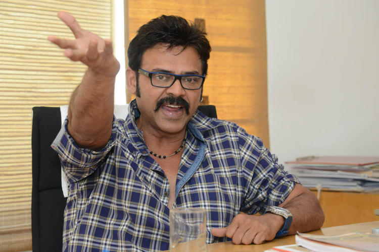 Venkatesh Dappers Look Still