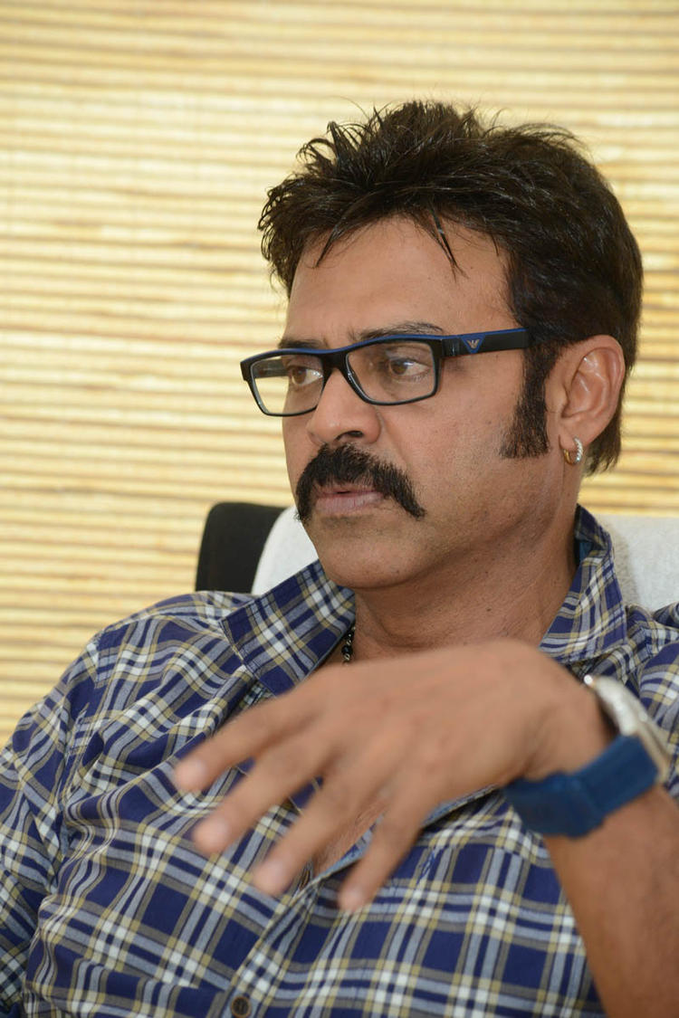 Venkatesh In Goggles Nice Look Still